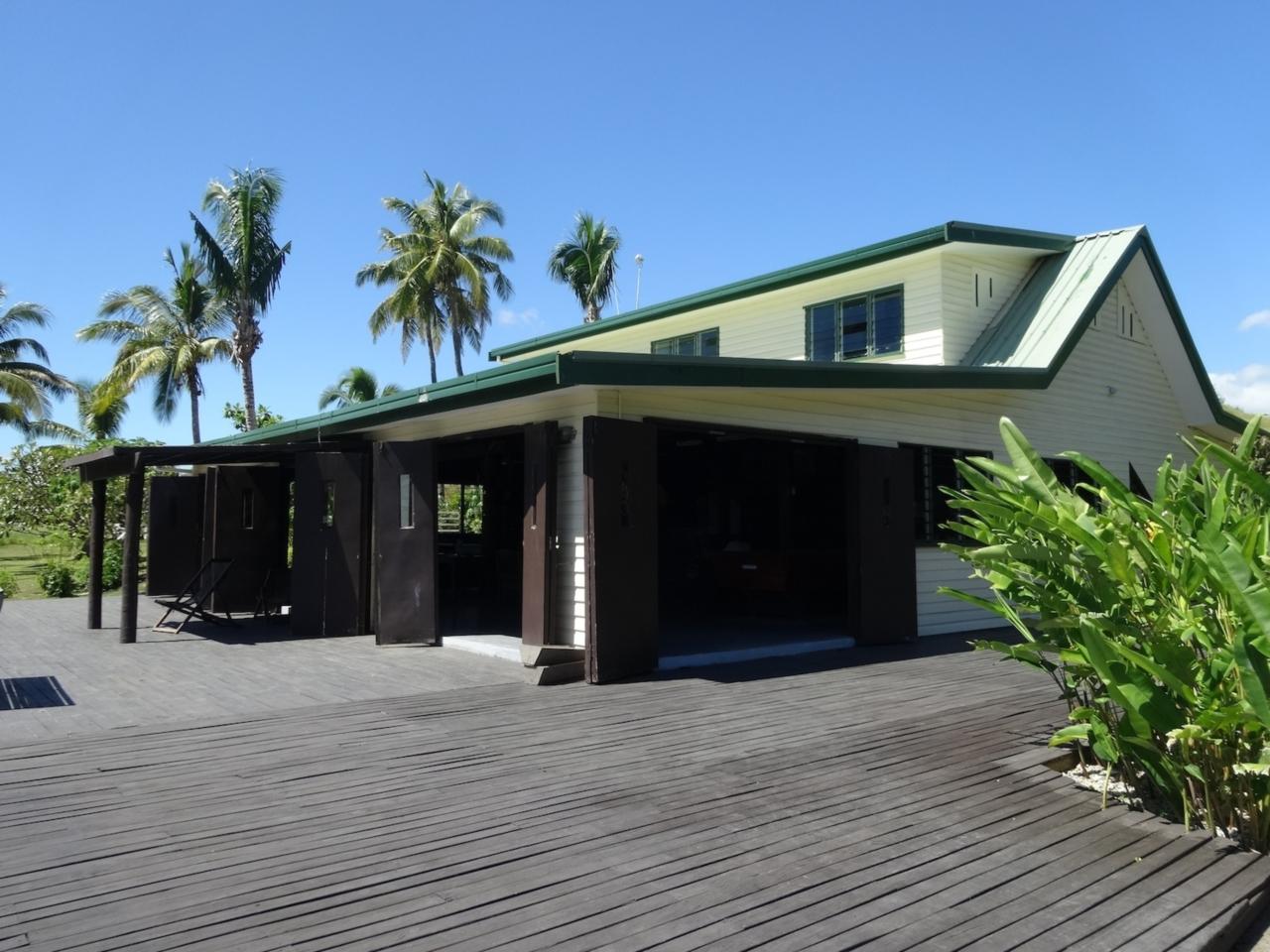 Rendezvous Fijiの校舎