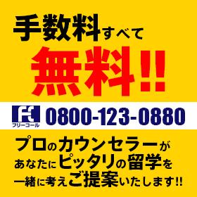 フリーダイヤル 0800-123-0880