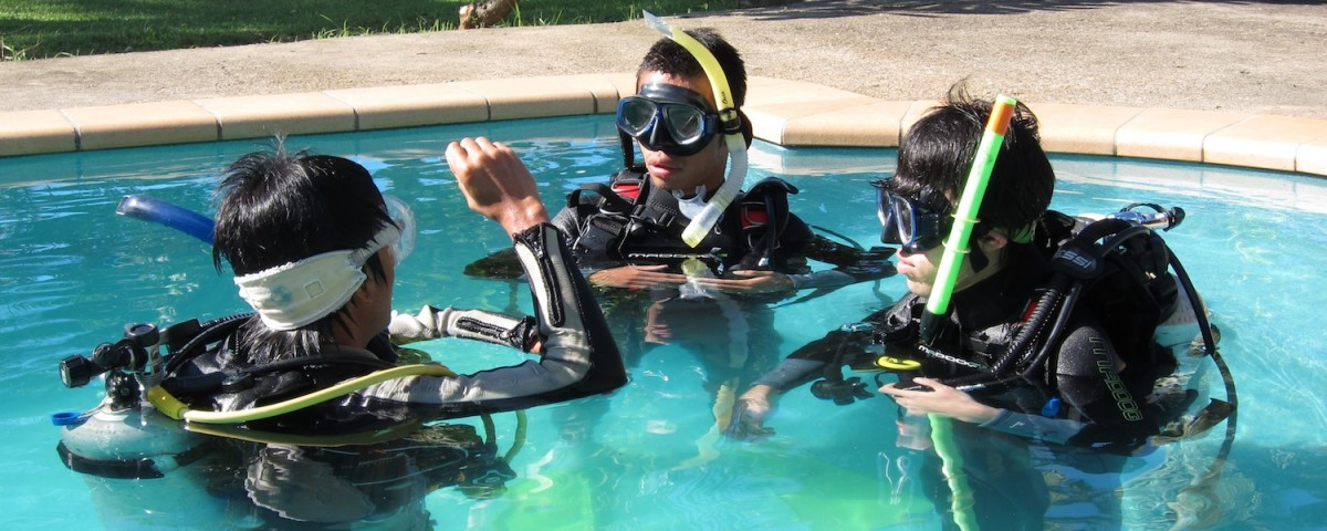 diving lesson2