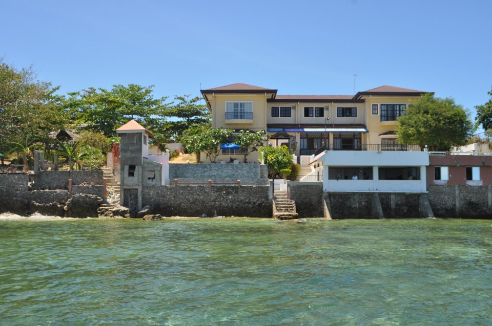 Bayside English Cebu Premium Resort Campus の外観